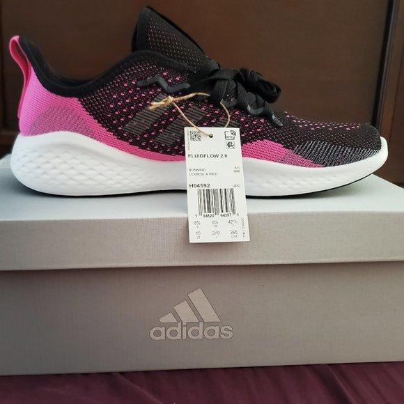 Adidas Fluidflow 2.0 Womens Sneaker Size 10